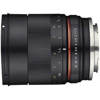 カメラレンズ 85mm F1.8 ED UMC CS【キヤノンEF-Mマウント】 [キヤノンEF-M /単焦点レンズ]