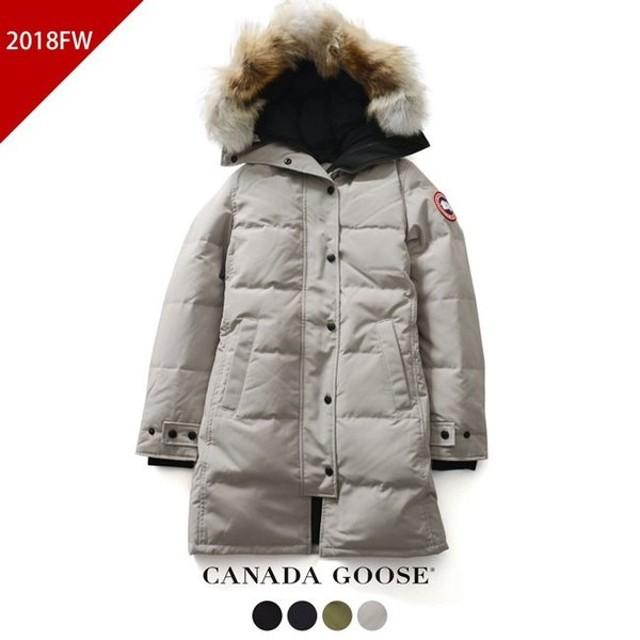 CANADA GOOSE カナダグース MACKENZIE PARKA マッケンジーパーカー フードファーダウンジャケット コート・2302JL