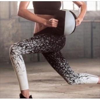 スポーツウェア トレーニングウェア パンツ ズボン ダイエット ランニングウェア ヨガ部屋着 レディース フィットネス ダンス