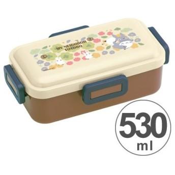 ■在庫限り・入荷なし■お弁当箱 となりのトトロ ガーデン ふんわり弁当箱 1段 530ml
