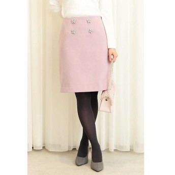 PROPORTION BODY DRESSING / プロポーションボディドレッシング  フラワービジュータイトスカート