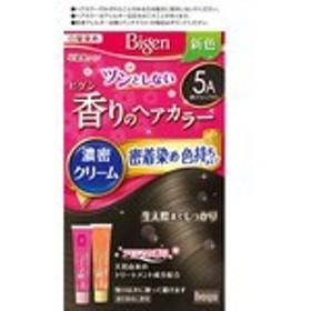 【ビゲン 香りのヘアカラー クリーム 5A 40g+40g 医薬部外品】[代引選択不可]