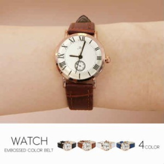 3a0938a7bf 腕時計 レディース レディース腕時計 安い おしゃれ 大人 プレゼント Jewel ジュエル フェイククロノグラフ