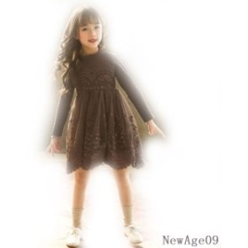 ca2fc7fd943e4 子供服 ドレスワンピース ファッション 子供 入学式 ワンピース 卒園式 レース ドレス 子供服