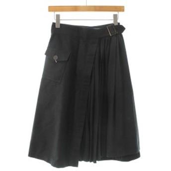 1% / イチパーセント レディース スカート 色:黒系 サイズ:2(M位)