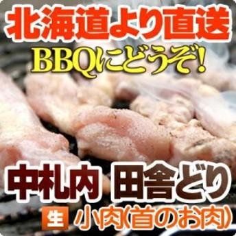 小肉(こにく せせり) 生 500g 北海道 中札内田舎どり 鶏肉 鳥肉 バーベキュー BBQ お取り寄せ ご当地グルメ 取寄せ 十勝 なかさつない ネ