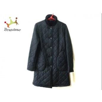 マッキントッシュ MACKINTOSH コート サイズ36 S レディース 黒 キルティング スペシャル特価 20190904【人気】