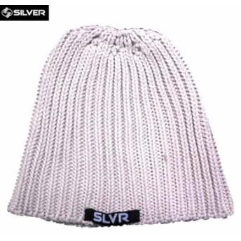 シルバートラック SILVER TRUCKS スケボー ニットキャップ Beanie クリーム NO01