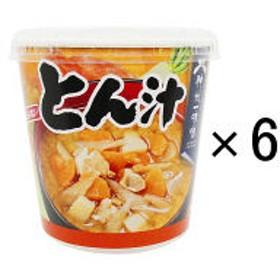 神州一味噌 おいしいね!! とん汁 6個