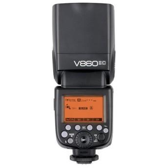 GODOX ゴドックス VING フラッシュキット V860 II C キャノン用 ワイヤレスフラッシュ 外付けフラッシュ (メール便不可)