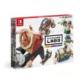 【お取り寄せ】 ニンテンドー/Nintendo Labo Toy-Con 03: Drive Kit/NintendoSwitchソフト