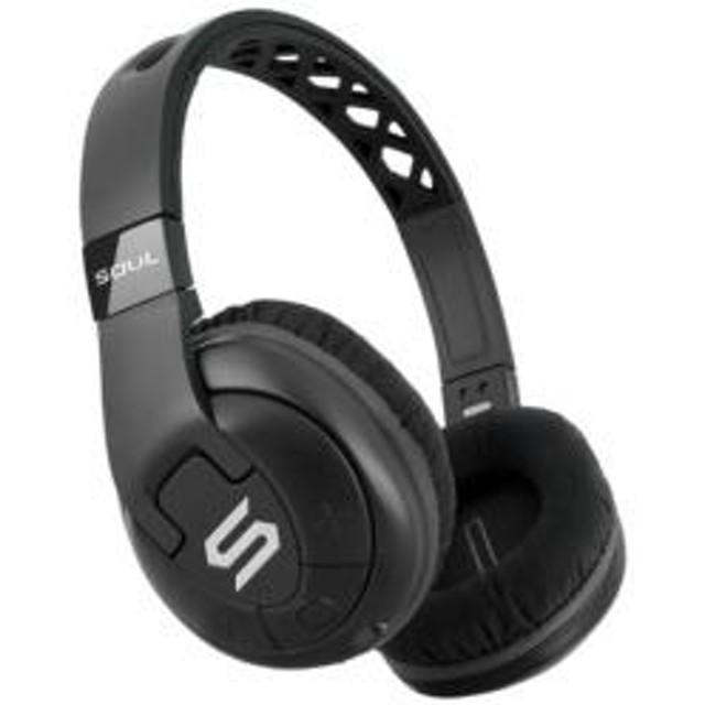 ブルートゥースヘッドホン X-TRA Black ブラック [Bluetooth]