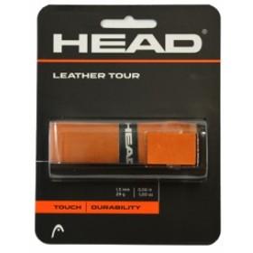 ヘッド(HEAD) レザーツアー(ブラウン)(LEATHER TOUR)【リプレイスメント レザーグリップテープ】(282010-BW)