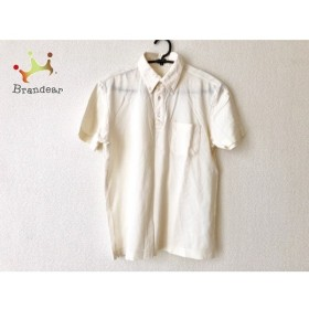 ポールスミス PaulSmith 半袖ポロシャツ サイズM メンズ 美品 アイボリー   スペシャル特価 20190711