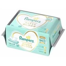 P&G/パンパースの肌へのいちばんおしりふき 56枚2個