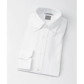 【SALE(三越)】 長袖ドレスシャツ(yamaki. Hi) 200シロ 【三越・伊勢丹/公式】