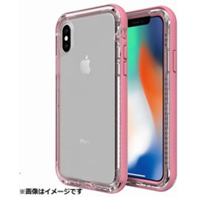 e17e6776c1 iPhone X用 NEXT 耐衝撃ケース Cactus Rose LIFEPROOF 通販 LINEポイント ...