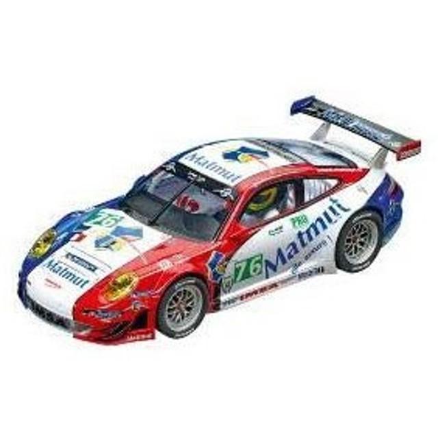 Carrera 1/ 24 デジタルスロットカー Degital 124 シリーズ ポルシェ 911 GT3 RSR IMSA Performance Matmut No.76(20023863)スロットカー 返品種別B