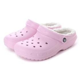 クロックス crocs 203591 クラシック ラインド (バレリーナピンク)