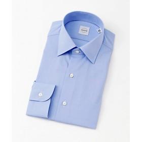 【SALE(伊勢丹)】 長袖ドレスシャツ(ZQD910) 250アオ 【三越・伊勢丹/公式】