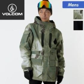 VOLCOM/ボルコム メンズ スノーボードウェア ジャケット スノーウェア スノボウェア スノボーウェア ウエア 上 スノージャケット 40%OFF
