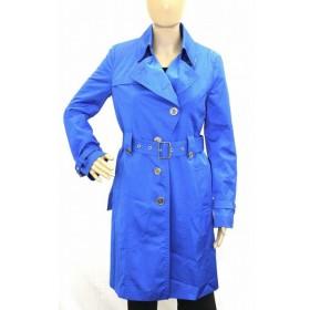 51f07cfb56528 (アパレル)MICHAEL KORS マイケル コース レディース コート ハーフコート  6 ブルー 青 (