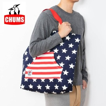 CHUMS チャムス 35th Flag Tote Bag CH60-2549