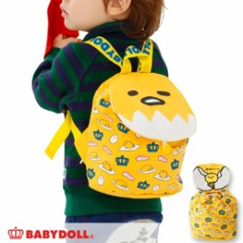 NEW サンリオ ベビーリュック 1188 ベビードール 子供服 ベビーサイズ キッズ 男の子 女の子 雑貨 リュック バッグ キャラクター