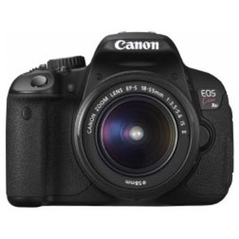 【中古 保証付 送料無料】Canon デジタル一眼レフカメラ EOS Kiss X6i EF-S18-55 IS II レンズキット /一眼レフカメラ/初心者/送料無料