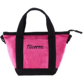 【6,000円(税込)以上のお買物で全国送料無料。】NCRN 2wayトートバッグ