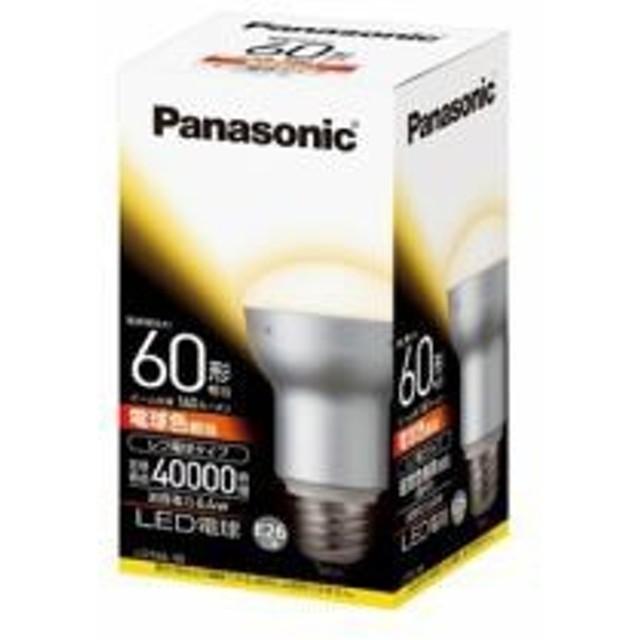 パナソニック LDR6LW EVERLEDS(エバーレッズ)LED電球 (レフ電球形・全光束160