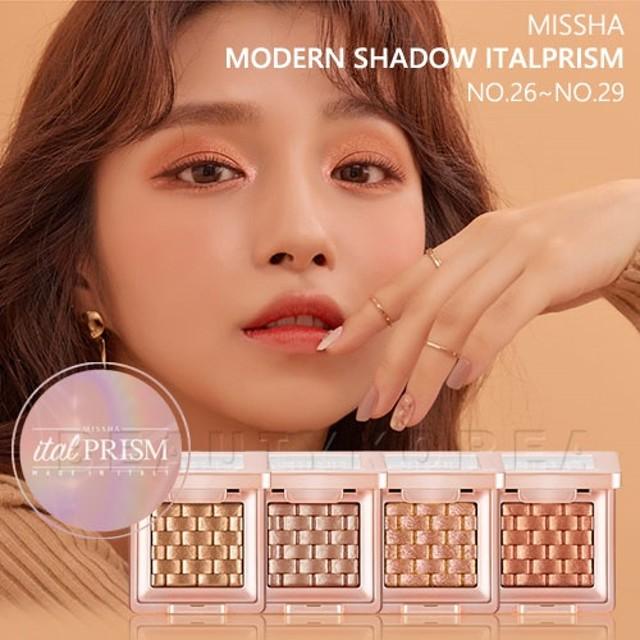 [NEW}ミシャ モダンシャドウイタルプリズム MISSHA Modern Shadow ITALPRISM No.26~No.29