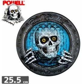 パウエル POWELL スケボー ステッカー RIPPER 25.5cm×25.5cm NO01