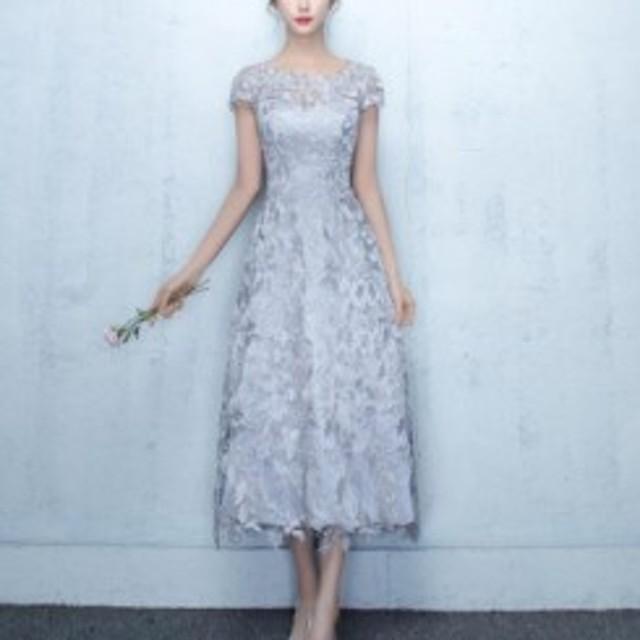 8b9e74033e648 パーティドレス 結婚式 秋新作 ドレス お呼ばれ ワンピース 20代 30代 40代 2018