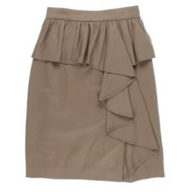 GRACE Class  / グレース クラス レディース スカート 色:茶系 サイズ:36(S位)