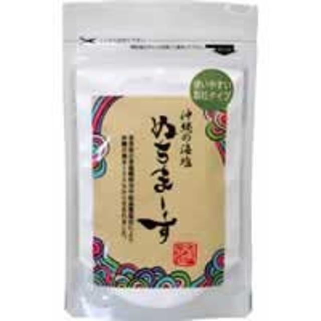 単品販売【沖縄の海塩 ぬちまーす 顆粒 111g】[代引選択不可]