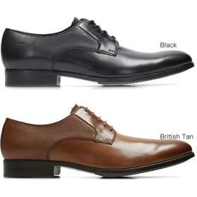 送料無料 クラークス メンズ ギルモアレース Gilmore Lace ビジネスシューズ 革靴 本革 26133900 26133901