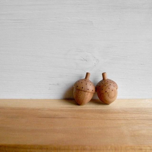 dancing tops ~どんぐり~ acorn 2個セット