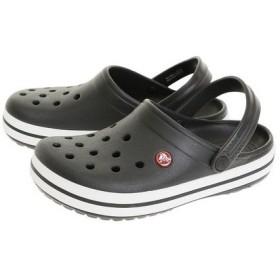 クロックス(crocs) 【オンラインストア価格】クロックバンド クロッグ(Crocband Clog) Blk #P11016-001 (Men's、Lady's)