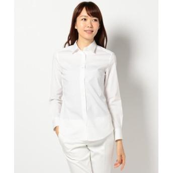 ICB CottonShirting シャツブラウス レディース ホワイト系 6 【ICB】