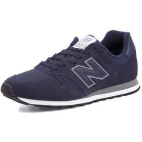 new balance(ニューバランス) ML373 180373 NIV ネイビー【メンズ】 スニーカー ローカット