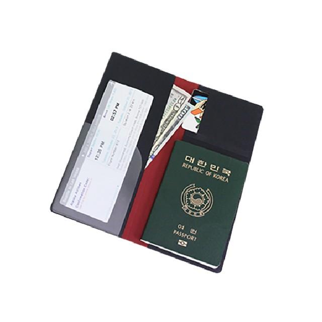 不顯示【韓國 FENICE】證件護照套 - 大款 [LINE旅遊商城]