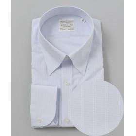 【22%OFF】 五大陸 PREMIUMPLEATS ドレスシャツ メンズ サックスブルー系1 14H 【gotairiku】 【セール開催中】