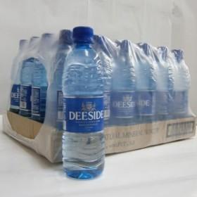 スコットランドの水 ディーサイド 500ml1ケース(24本) ミネラルウォーター