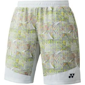 Yonex(ヨネックス) 15061 011 テニス メンズ ニットハーフパンツ 18SS
