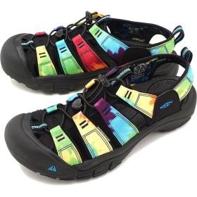 KEEN キーン サンダル 靴 メンズ M NEWPORT RETRO ニューポート レトロ Original Tie Dye  1018804 SS18