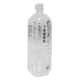 イザメシ IZAMESHI 7年保存水 2L