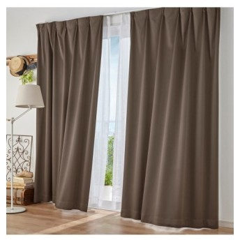 【送料無料!】防炎。遮光カーテン ドレープカーテン(遮光あり・なし) Curtains, blackout curtains, thermal curtains, Drape(ニッセン、nissen)