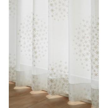 【送料無料!】北欧調レースカーテン レースカーテン・ボイルカーテン, Curtains, 窗, 窗簾, sheer curtains, net curtains(ニッセン、nissen)
