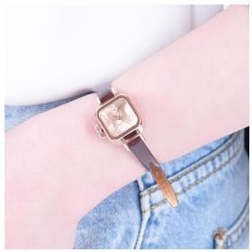 時計 - RIRTy 腕時計 レディース 防水 レディースウォッチ ゴールド おしゃれ かわいい ゴールド シンプル 小ぶり 小さめ エレガント 上品人気ブラック